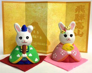 Usagi-Bina Clay Painting